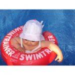 Piscinas, playas y bebés: flotadores, manguitos y demás chismes