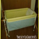 Preparando la habitación del bebé. O no.