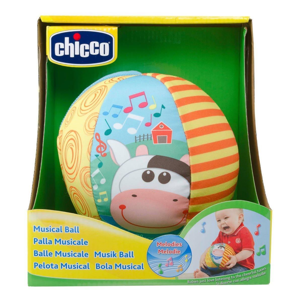 pelota musical Chicco