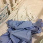 Facilitadores en la vida con hijos: dale la vuelta a la sábanaimpermeable