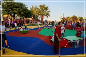 parque infantil Hornachuelos