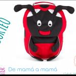 Sorteo de inauguración 2: mochila infantil de María, pañales y más
