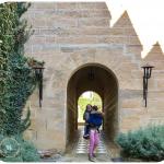 Visita al Castillo de Almodóvar del Río, Córdoba