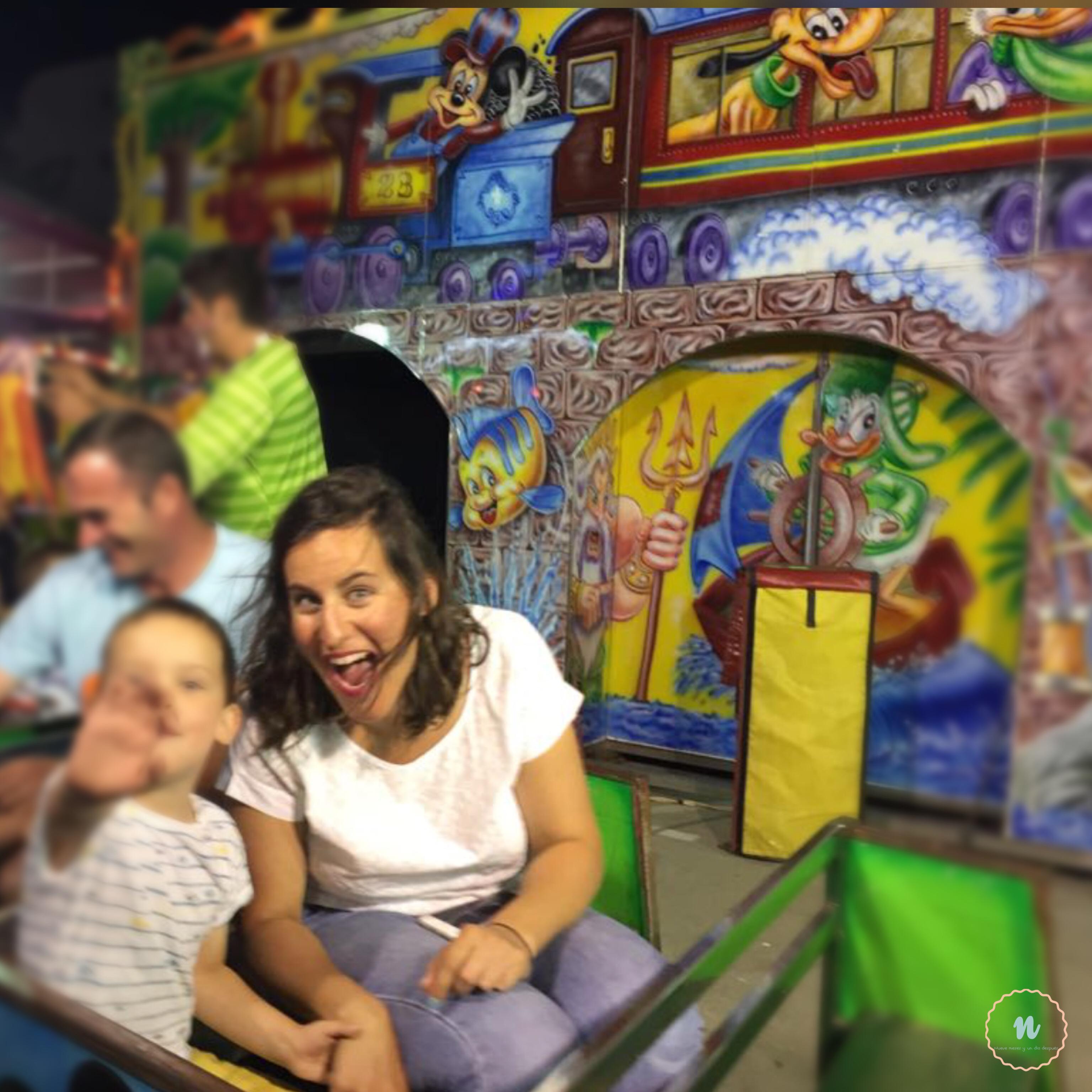 Fiestas pueblo vacaciones con hijos