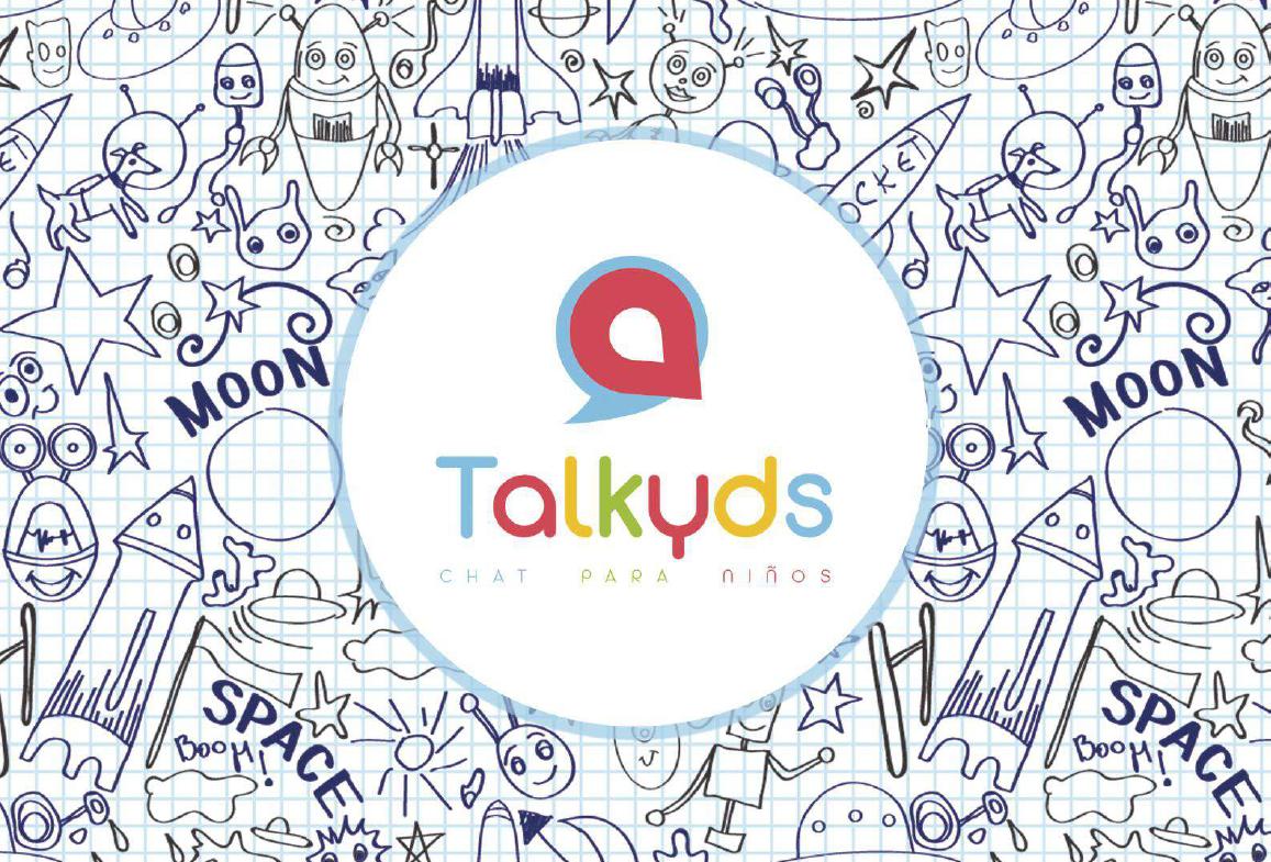 Talkyds logo