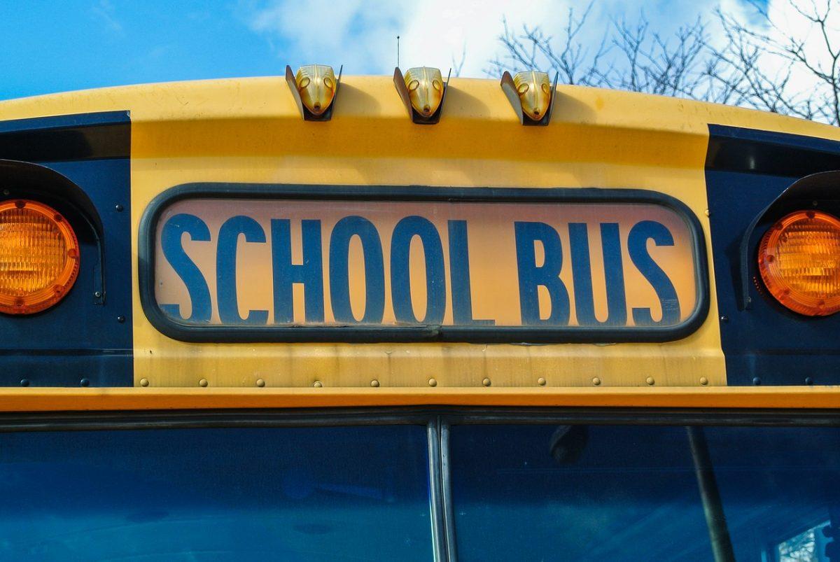 Vuelta al cole autobús escolar