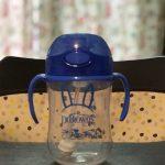 Primer vaso con pajita para bebés