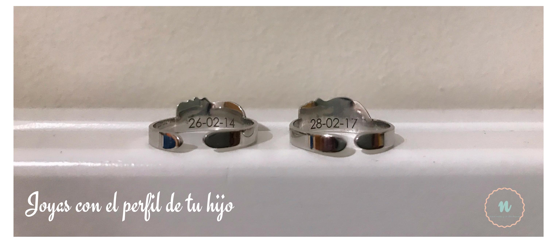 a849169d0436 Joyas personalizadas para madres - Nueve meses y un día después