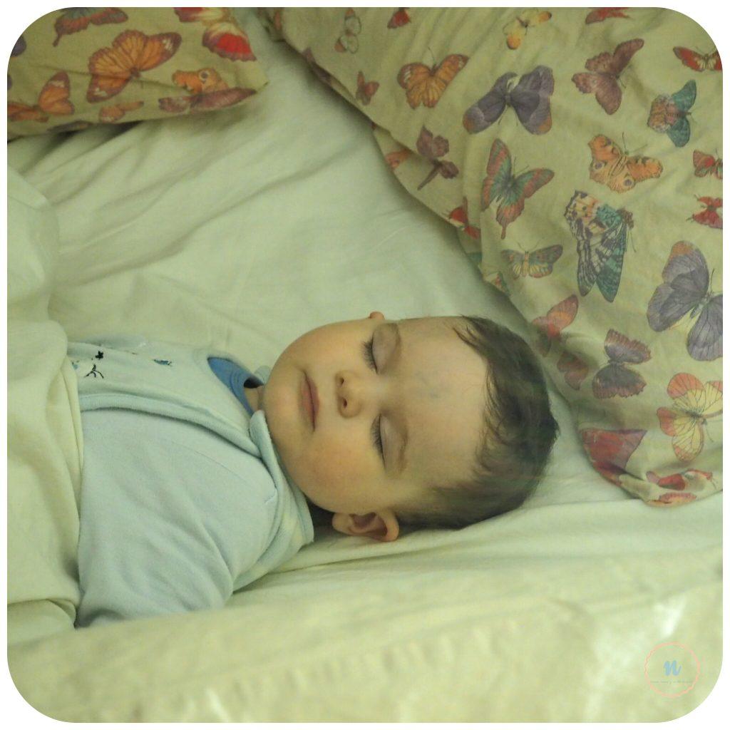 Lo mejor del año bebé durmiendo noches del tirón
