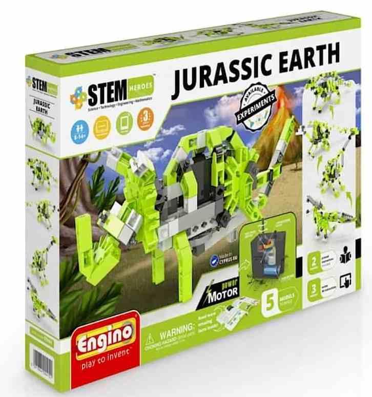 regalo dinosaurio para 9 años