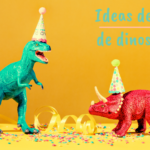 Regalo de dinosaurios: ideas por edades