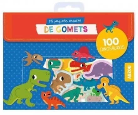 regalo de dinosaurio gomets