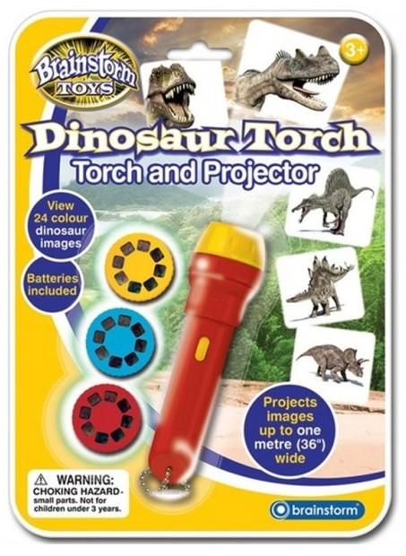 regalo dinosaurio proyector